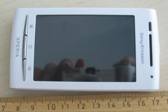 sony ericsson xperia x8 white pink. Sony Ericsson Xperia X8