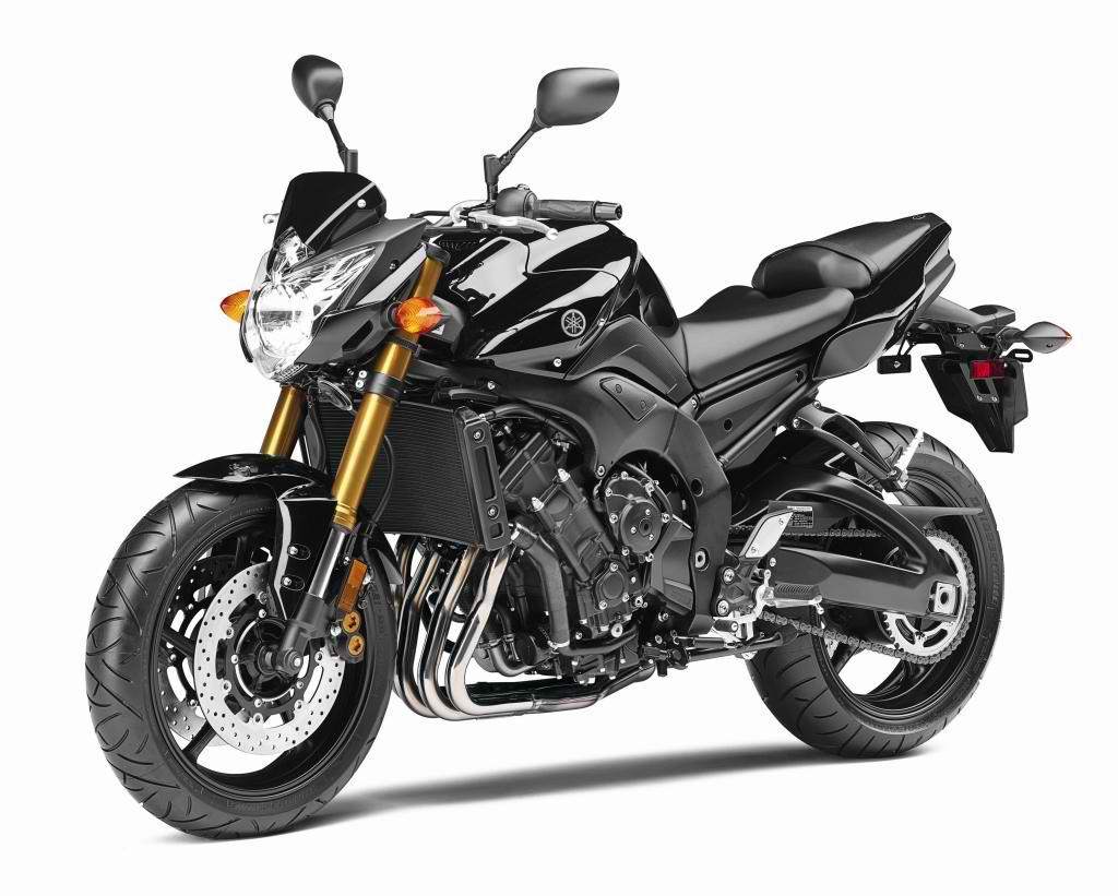 Reviews 2012: Yamaha FZ 8 2011