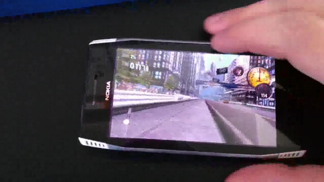 Nokia x7 00 software - Media