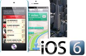 iOS6 foto