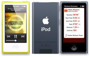 iPod nano foto 2