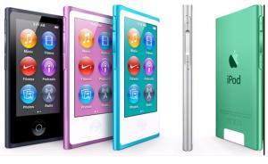iPod nano foto