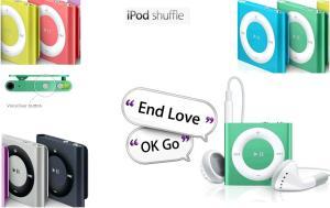 iPod shuffle foto 1