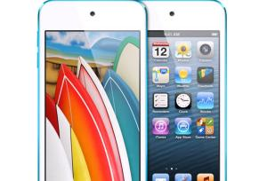 iPod touch foto 2